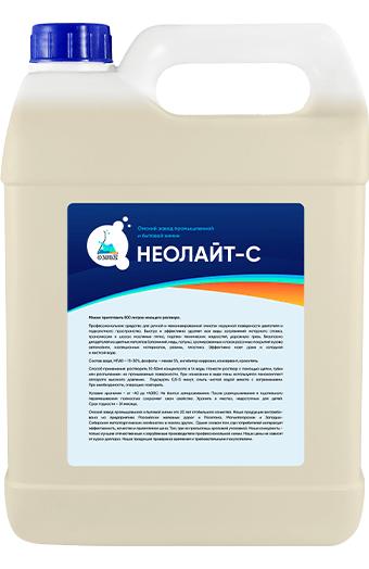 Неолайт-7, средство для мытья окон